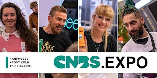 CNBS EXPO Hanfmesse & Konferenz in Köln