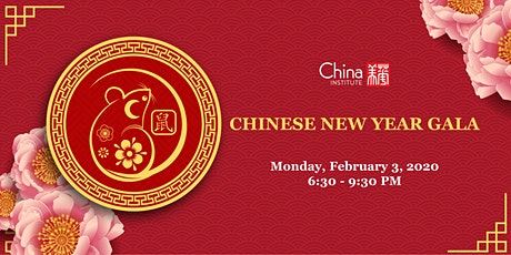 Chinese New Year Gala 2020 tickets
