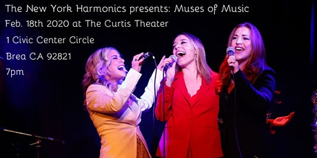 The New York Harmonics presents: Muses of Music tickets