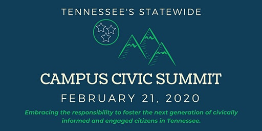 East Tennessee Campus Civic Summit Knoxville, TN