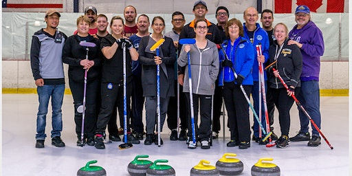 Learn to Curl with Loggerhead Curling Club!
