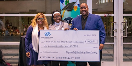 Boys & Girls Clubs of Dane County Youth of the Year Competition/Celebration tickets