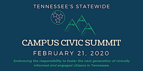 West Tennessee Campus Civic Summit Memphis, TN  tickets