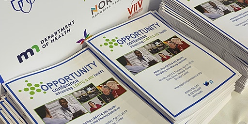 4th Annual Opportunity Conference: Advancing LGBTQ & HIV Health Equity - Professional Day