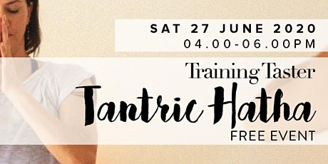 Tantric Hatha - free taster event tickets