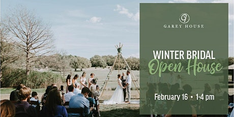 Winter Bridal Open House tickets