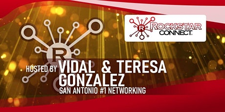 Free San Antonio Number One Rockstar Connect Networking Event (January, TX) tickets