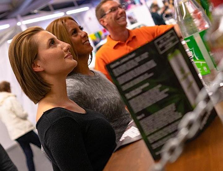 CNBS EXPO Hanfmesse & Konferenz in Köln: Bild