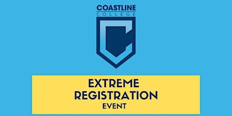 Extreme Registration  tickets