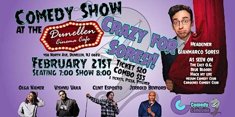 Comedy Show: Crazy for Soresi tickets