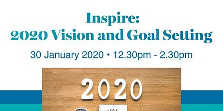 Inspire: 2020 Vision & Goal Setting tickets