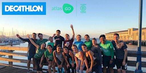 First Tuesdays Run + Yoga - AtlasGO x Decathlon