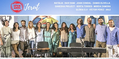 CONCIERTO SOLIDARIO JERUT - OPEN ARMS entradas