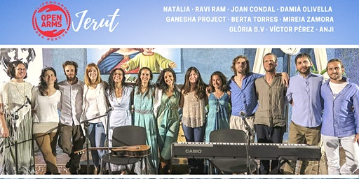 CONCIERTO SOLIDARIO JERUT - OPEN ARMS
