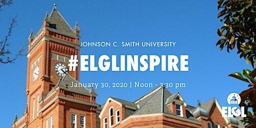 #ELGLInspire - Johnson C. Smith University