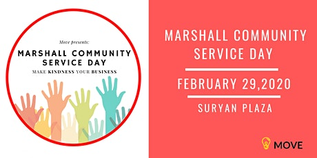 Marshall Community Service Day – MCSD 2020 tickets