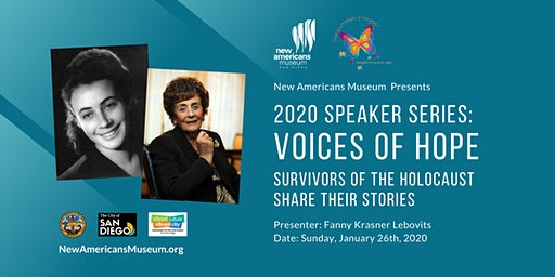 Voices of Hope: Fanny Krasner Lebovits