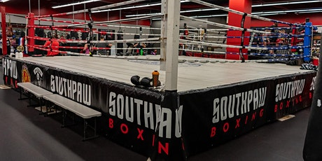 Southpaw Boxing Gym, Goldenstars Challenge Club Card #1 Feb 8th 2020 tickets