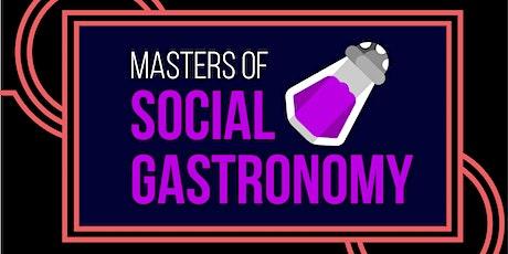 Masters of Social Gastronomy: Bourbon Battles! tickets