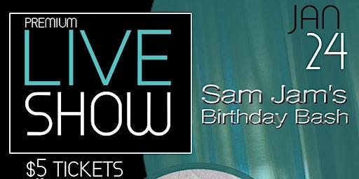 Live Show & Birthday Bash