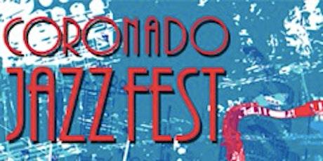 2020 Coronado JazzFest Application tickets