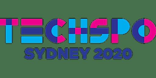 TECHSPO Sydney 2020 Technology Expo (Internet ~ Mobile ~ AdTech ~ MarTech ~ SaaS)