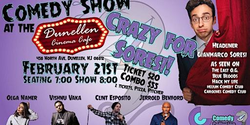 Comedy Show: Crazy for Soresi!