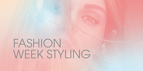 Fashion Week Styling with Theo Dimitri - Brisbane tickets