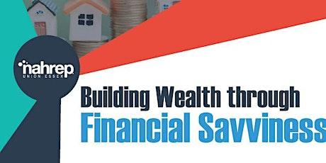 NAHREP Union Essex: Building Wealth Through Financial Savviness & Install tickets