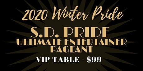 South Dakota Pride Ultimate Entertainer Pagaent VIP Table tickets