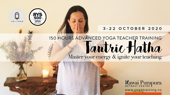 Tantric Hatha - free taster event image