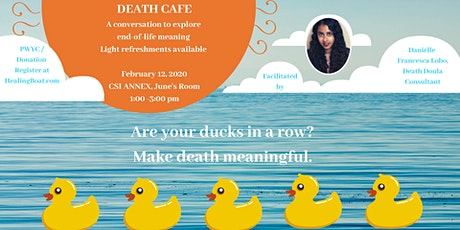 Death Cafe in the Annex tickets