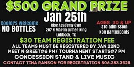 First Annual Spades Tournament tickets