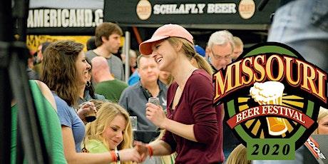 2020 Missouri Beer Festival tickets