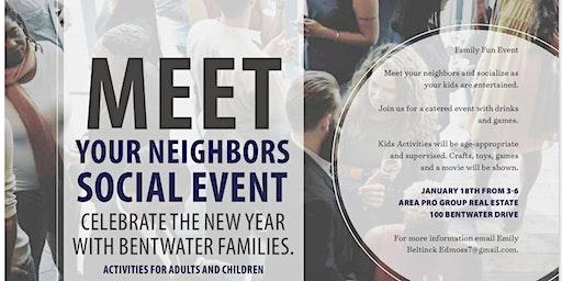 Meet Your Neighbors Social Event