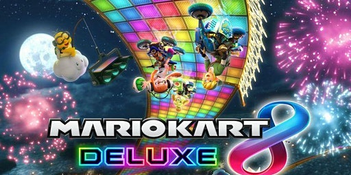 Mario Kart 8 Deluxe Tournament