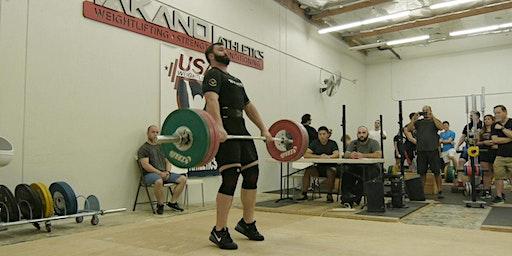 Darwin's Birthday Weightlifting Championships
