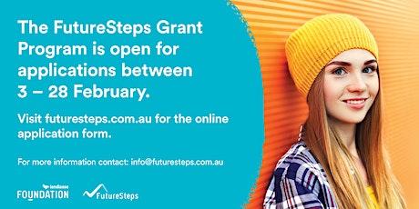 Lendlease FutureSteps Grant Program: Melbourne Information Session (PM) tickets