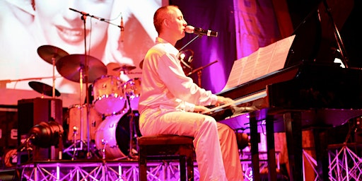 Martyn Lucas One Night With The Piano Men. Fundraiser for Lions Club