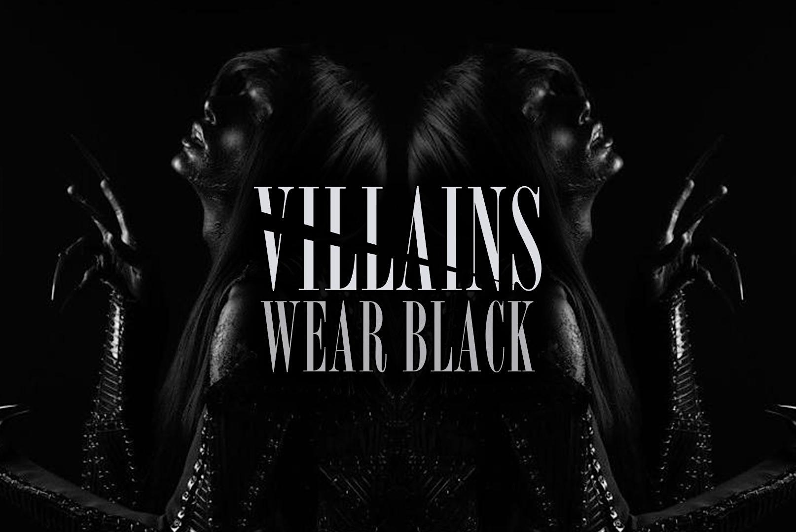 """Villains Wear Black """"Fervour"""""""