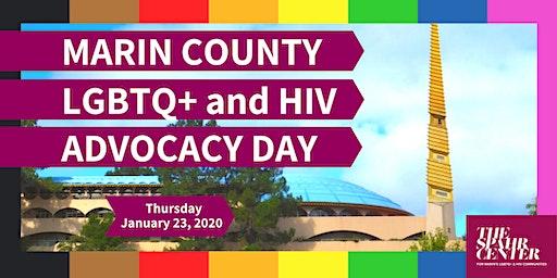 Marin LGBTQ+ and HIV Advocacy Day