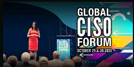 Global CISO Forum 2020 (ec1) S tickets