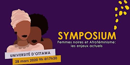 Symposium Afroféministe 2020