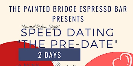 "Speed Dating ""The Pre-Date"" tickets"