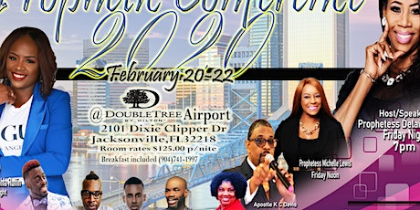 2020 PROPHETIC CONFERENCE- Dr. Delaine Smith Jacksonville, FL tickets