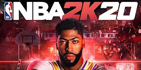 NBA 2K20 Tournament tickets