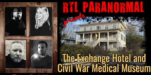 RTL Presents Daryl, Brian, Mustafa, and Richel From Ghost Hunters!