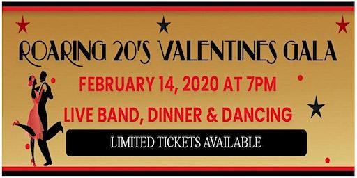 Roaring 20's Valentines Gala