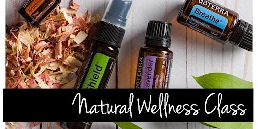 Natural Wellness Education using doTERRA