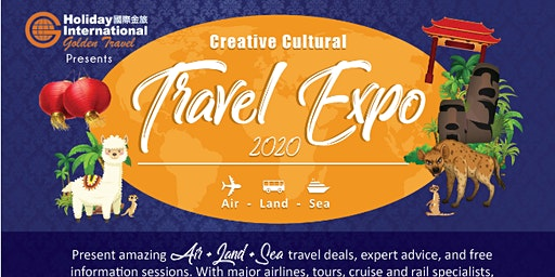 Creative Cultural Travel Expo 2020